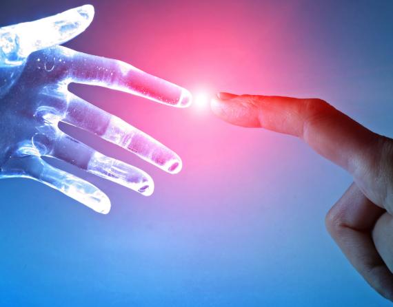 human and virtual